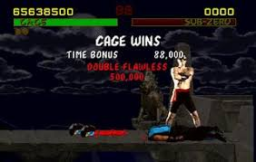 Mortal Kombat Arcade Machine Moves by Mortal Kombat Videogame By Midway Games