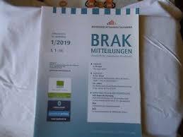 Brak Mitteilungen Zeitschrift Brak Mitteilungen Zeitschrift Für Anwaltliches