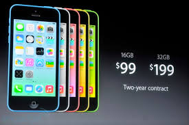 The Apple iPhone 5C and 5S Which will you uSell