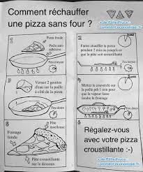 comment réchauffer une pizza sans four l astuce facile et rapide