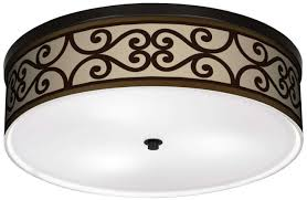 Pottery Barn Bedroom Ceiling Lights by 12 Beautiful Flush Mount Ceiling Lights Tidbits U0026twine