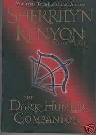 33 SHERRILYN KENYON BOOKS ENTIRE DARK HUNTER SERIES