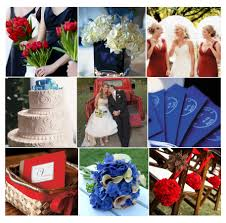 Wedding Theme Ideas Red And White Inspiration Board Something Blue