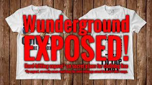 100 Wx Underground EXPOSED Wunderground In Attire Not Satire Scandal DJWORX