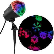 Halloween Yard Stake Lights by Shop Disney Lightshow Projection Multi Function Multicolor Led