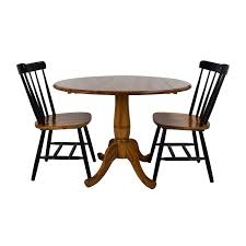 Raymour And Flanigan Keira Dining Room Set by Roost Graf Chairs Set Of 2 Set Of Industrial And Chairs
