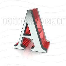 LettersMarket Royalty Free A