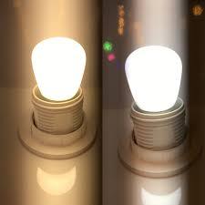 mini laras refrigerator light e14 led l 3w cob glass ac 220v