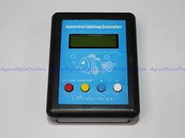 led aquarium light controller solarlux led controller