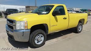 2009 Chevrolet Silverado 2500HD Pickup Truck | Item DB4068 |... Craigslist Oklahoma City Cars For Sale Image 2018 1965 Gmc Pickup For Sale Near 73107 Seminole Ford New Used By Owner Under 1000 Sparkaesscom F150 Ok David Stanley Youngstown Ohio Sell Your Car Food Truck In 2002 Dodge Ram 3500 4x4 Brandy Regular Cab Cummins 24v Turbo 1979 Chevrolet Ck Blanchard 73010