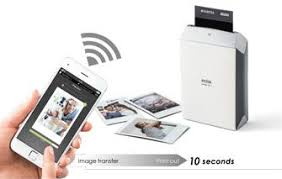 pare Mobile Printers for Smartphones Polaroid ZIP vs Fujifilm
