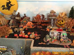 Lemax Halloween Village Displays by Tips For Your First Halloween Village U2013 Spookyvillages Com