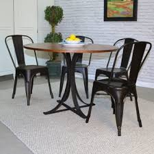 Round Dining Room Set For 4 by Chestnut Finish Dining Room U0026 Kitchen Tables For Less Overstock Com