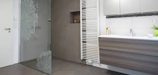 fugenloses badezimmer malermeister stapel de