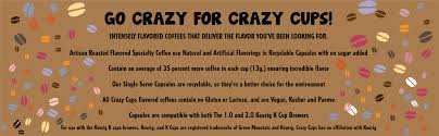 Green Mountain Pumpkin Spice K Cups Nutrition by Crazy Cups Flavored Coffee Single Serve Cups Variety Pack Sampler