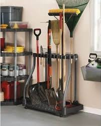 Rubbermaid Garden Tool Shed by Great Deal On Rubbermaid Garden Tool Rack Garage Storage Portable