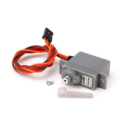 E-Flite Digital Micro Servo Rc Toy EFLR7155 - 13g, Gray