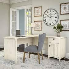 white desks computer tables for less overstock