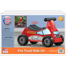 American Plastic Toys Fire Truck Ride On | Pedal & Push | Baby ... Fire Truck Electric Toy Car Yellow Kids Ride On Cars In 22 On Trucks For Your Little Hero Notes Traditional Wooden Fire Engine Ride Truck Children And Toddlers Eurotrike Tandem Trike Sales Schylling Metal Speedster Rideon Welcome To Characteronlinecouk Fireman Sam Toys Vehicle Pedal Classic Style Outdoor Firetruck Engine Steel St Albans Hertfordshire Gumtree Thomas Playtime Driving Power Wheel Truck Toys With Dodge Ram 3500 Detachable Water Gun