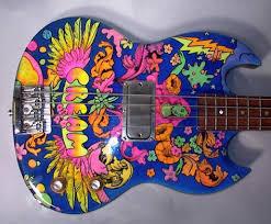 Jack Bruce Matching Bass