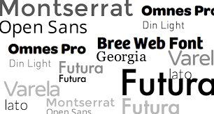 My Top 5 Font bos of the Moment Aesthetic Crit
