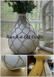 Pottery Barn Inspired Vase Knock It f Kim