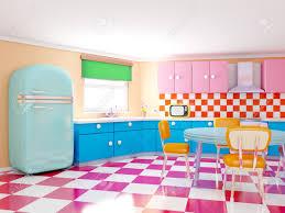 Kitchen Styles New Appliances 1940s Modern Oven Retro Steel Cabinets Best