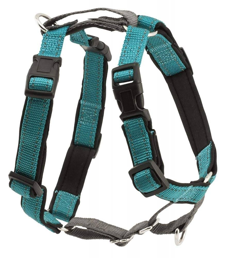 PetSafe 3 in 1 Dog Harness - Small, Teal
