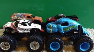 100 Monster Jam Toy Truck Videos HW Biditwinit09com Classic Colections