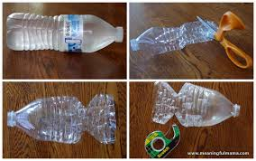 1 Water Bottle Fish Craft Tutorial Aug 5 2014 12 53 PM