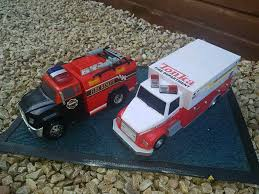 100 Tonka Fire Rescue Truck Large Fire Engine Ambulance Rescue Trucks In Ayr South