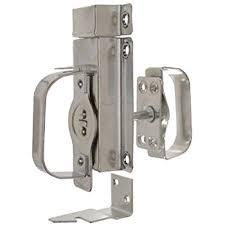 Tuff Shed Door Handle Hardware by Shed Door T Handle Lock Set 4 1 2