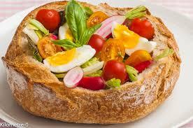 recettes de cuisine d été saladier estival kilometre 0 fr