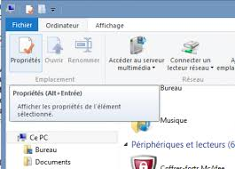 bureau a distance windows 8 autoriser le contrôle à distance sous windows 8 1