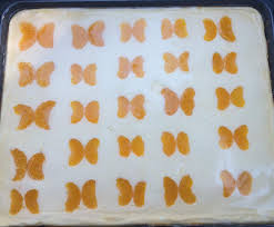 schmetterling kuchen mandarinen käse kuchen