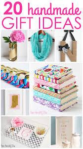GREAT Inexpensive Handmade Gift Ideas