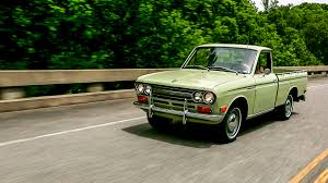 100 Datsun Truck COLLECTIONS A 1971 521 Pickup Comes Home Japanese