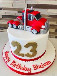 100 Truck Birthday Cakes Elmo 1st Cake Rashmis Bakery