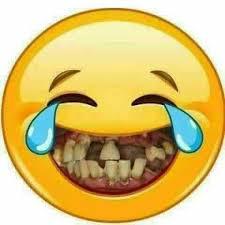 Laughing Emoji Teeth