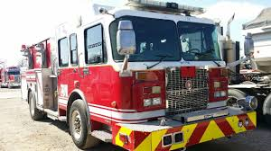 2003 Spartan Gladiator For Sale - Firetrucks Unlimited - YouTube