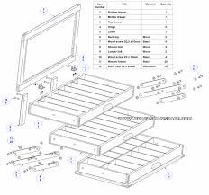 wood sewing box plans plans diy free download wooden baby cradle
