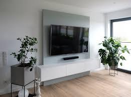 tv wand modern wohnzimmer düsseldorf mantz gmbh