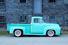 A Revived 1956 Ford F100 Bringing Class To The Roads Of Vermont