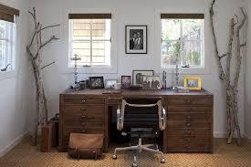 Image Of Corner Desk Area