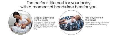 Boppy Baby Chair Elephant Walk by Boppy Newborn Elephant Lounger In Grey Buybuy Baby