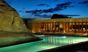100 Amangiri Resorts Resort Ljusarkitektur Ljusdesign Lighting