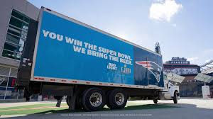 100 Bud Light Truck On Twitter New England Were Here To Help You Send The