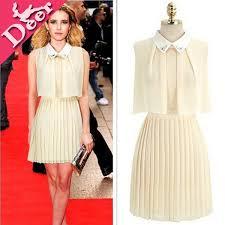 High Quality New 2014 Women Formal Dress Roupas Femininas Vestido De Festa Fashion Chiffon Teenage Girls