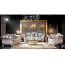 canapé luxe italien yb52 portofino baroque de luxe italien style salon canapé ensembles