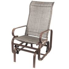 Naturefun Outdoor Patio Rocker Chair Balcony Glider Rocking Lounge ...
